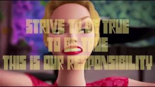 vuclip When you're a princess lyrics from Barbie Rock n' Royals