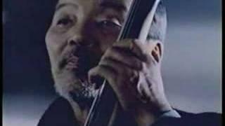 【CM】KIRINラガー いかりや長介 ベース篇.