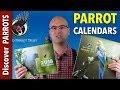 World Parrot Trust Calendars 2018 | Discover PARROTS