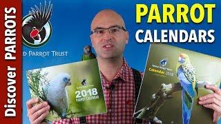 World Parrot Trust Calendars 2018