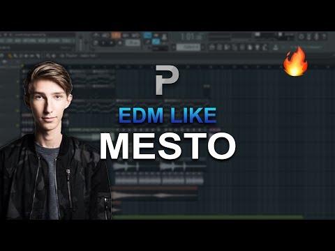 HOW TO MAKE: EDM Like Mesto - FL Studio Tutorial