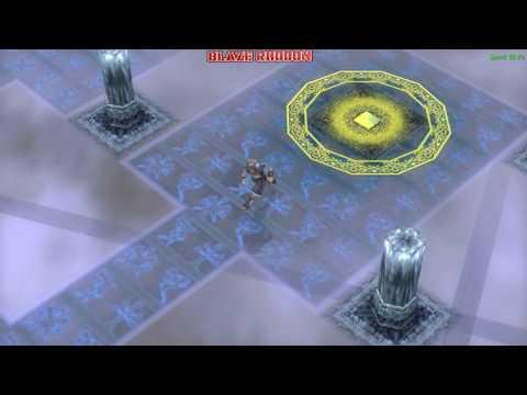 Brave Story: New Traveler (PSP) Walkthrough Part 38 Crystal Sanctuary (defeating Onba)