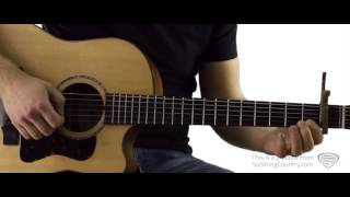 Goodnight Kiss - Guitar Lesson and Tutorial - Randy Houser