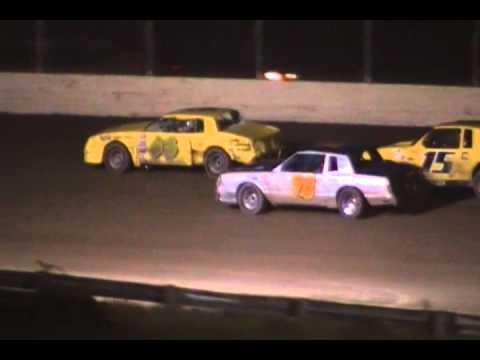 Black Hills Speedway Will Ferg #78 1st place....