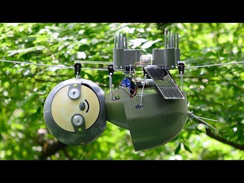 حديقة أتلانتا النباتية تختبر روبوتا لمراقبة النباتات والحيوانات المعرضة للانقراض  - نشر قبل 2 ساعة
