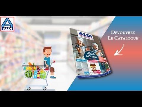 CATALOGUE ALDI DU 19 AU 25 SEPTEMBRE 2018 - Monsieurechantillons.com from YouTube · Duration:  2 minutes 42 seconds