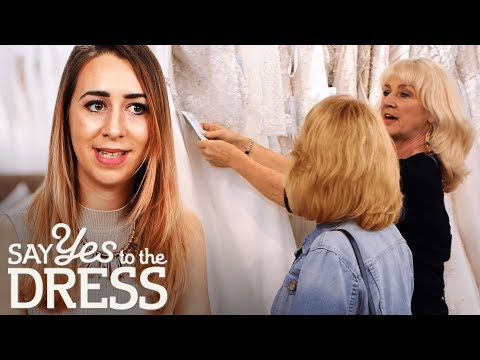 Mother Of The Bride Only Cares About The Price Tag! | Say Yes To The Dress UK