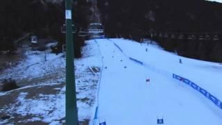 Slalom Volkswagen 4motion La Molina 2016