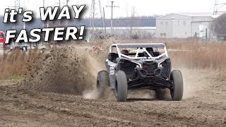 We drive BEAST MODE! (500hp Maverick X3!) aannnnd it goes WRONG!