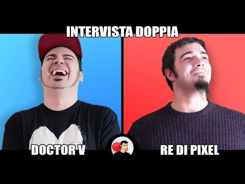 INTERVISTA DOPPIA - DOCTOR VENDETTA & RE DI PIXEL // SPECIALE 600K
