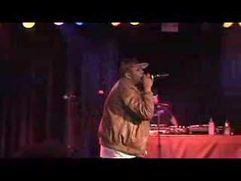 Dice Raw live at Grape Street