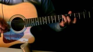 Secondhand Serenade - Your Call [Guitar Karaoke/Instrumental] Lyrics on Screen (HD)