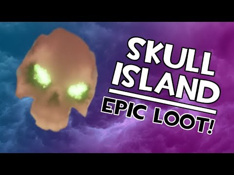 EPIC LOOT!! SKULL CLOUD ISLAND CHAOS! Sea of Thieves Gameplay