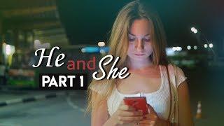 Веб-сериал-He and She-первая серия