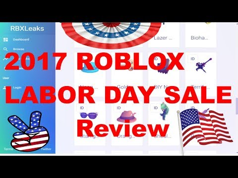 2017 LABOR DAY SALE REVIEW!! NEW ITEMS!! LIMITEDS AND MORE!!