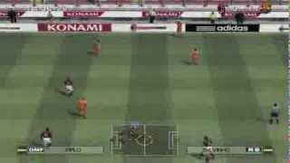 PES6 Konami Cup 2006 Gameplay(part 3)