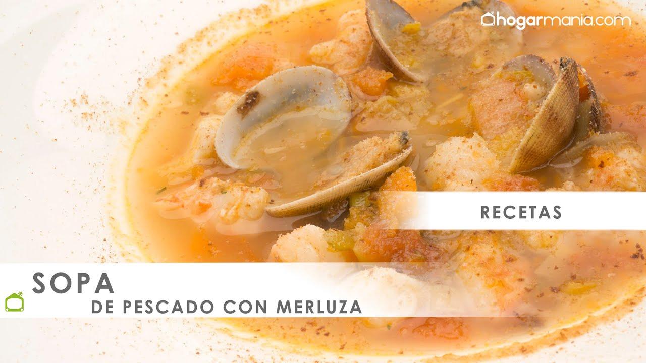 Karlos Arguiñano Receta De Sopa De Pescado De Karlos Arguiñano