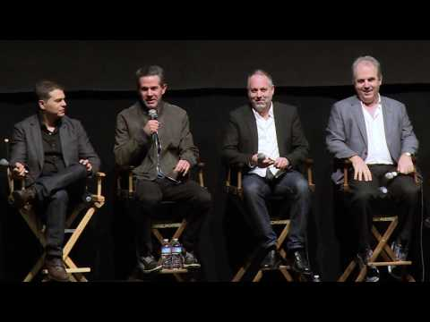 Simon Kinberg on becoming a producer for