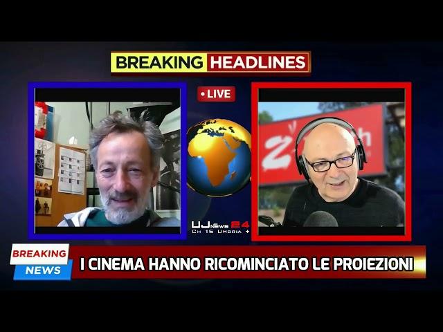 Tg Umbria+Teleterni del 7 maggio 2021