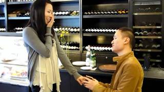 Ray's Proposal -
