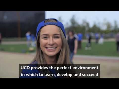 UCD - Study At Ireland's Global University