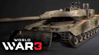 World War 3 - Leopard Tank Showcase