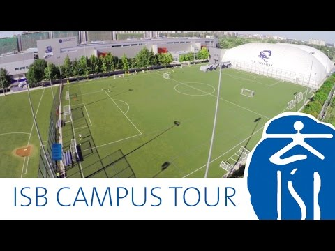 International School of Beijing Campus Tour