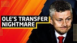 Solskjaer's Transfer Nightmare   Wan-Bissaka, Fernandes & Sanchez   Man Utd Transfer News