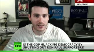 Ron Paul supporters arrested at Missouri Caucus