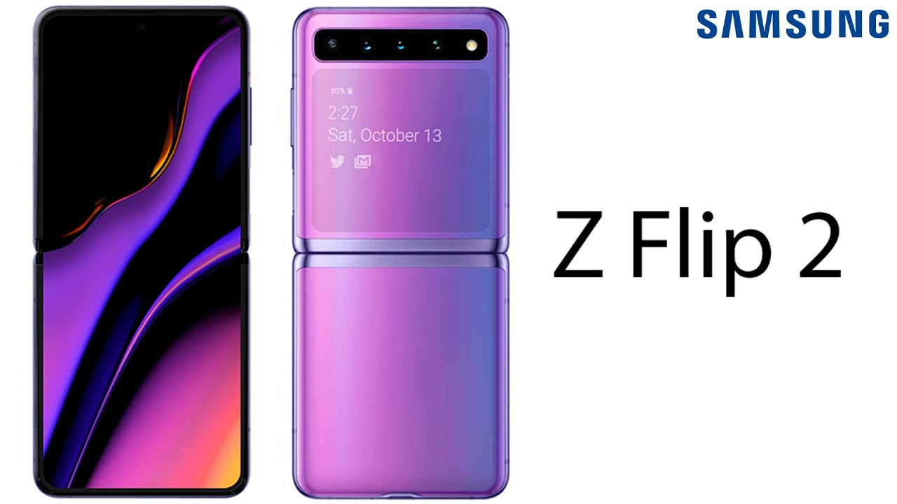Galaxy Z Flip 2 – Названа ДАТА АНОНСА