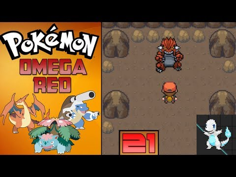 Pokemon Omega Red Playthrough - Part 21 - AND A DELTA CHARMANDER!?