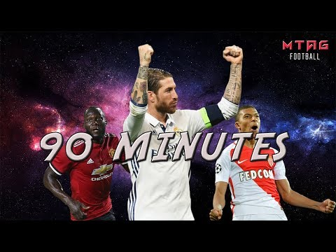 90 MINUTES – Football Motivation