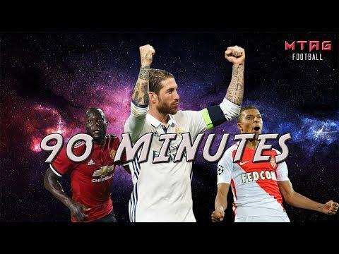 90 MINUTES – Football Motivation
