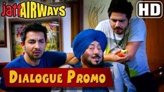 Pasand Ta Main Vi Katrina Nu Karda Dialouge Promo - Jatt Airways - Jaswinder Bhalla - Alfaaz
