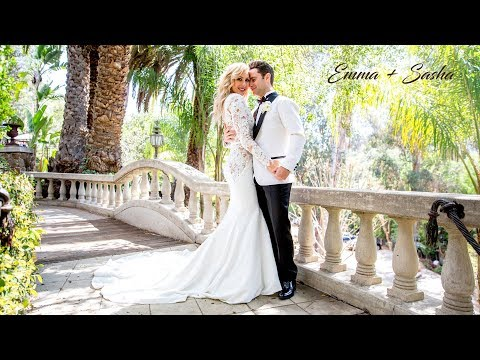 Emma Slater  Sasha Farber ♥ Wedding Highlights Video