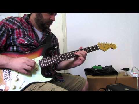 Ricardo Miranda Stratocaster 62