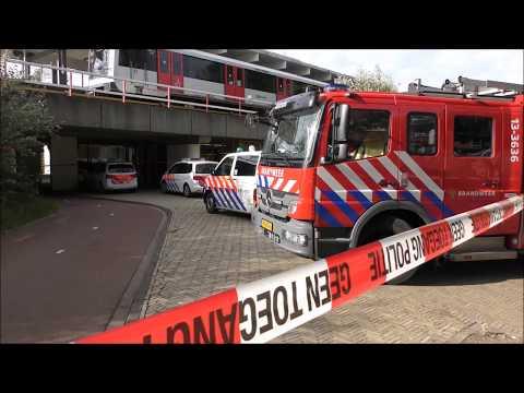 Dode Bij Steekpartij Amsterdam Zuidoost