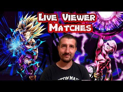Viewer Fights Dragon Ball Legends PVP