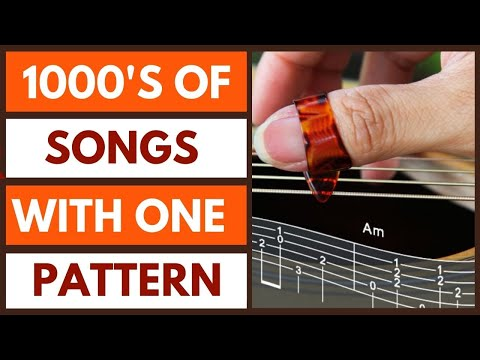 Play 1000's Of Songs With The Travis Picking Pattern - Part 2
