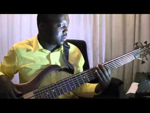 Benjamin Dube - Jehovah is your name Bass Cover
