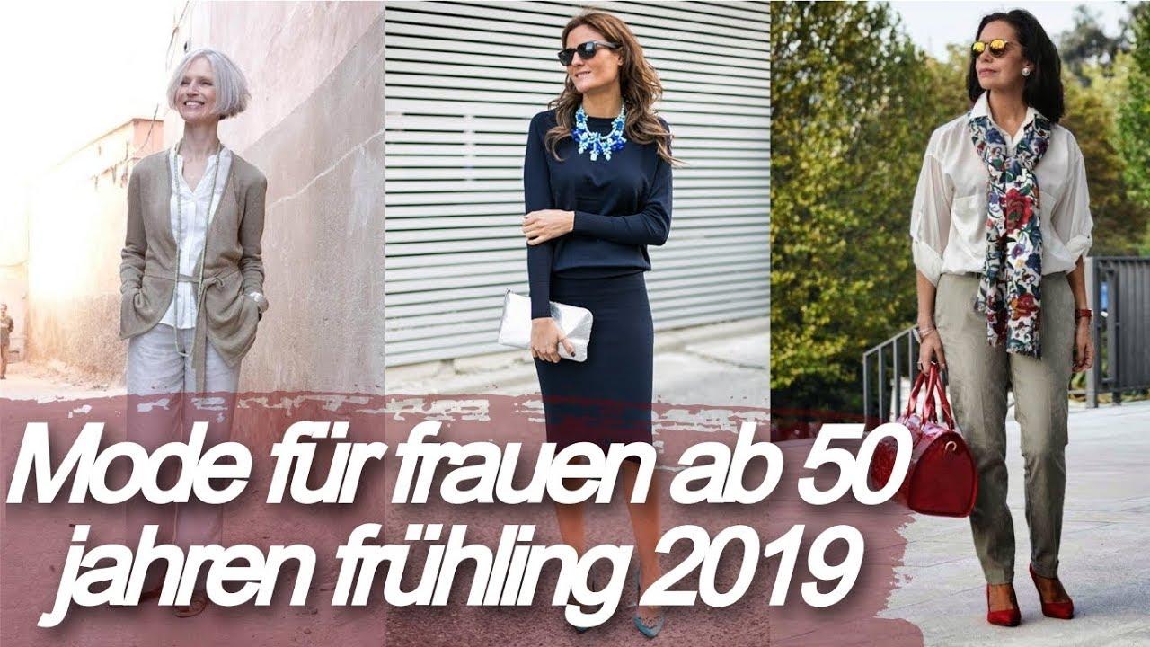 mode für frauen ab 50 jahren 🌹 frühling sommermode 2019