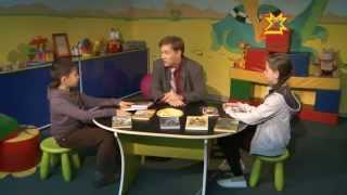 Детский писатель Дмитрий Суслин в передаче