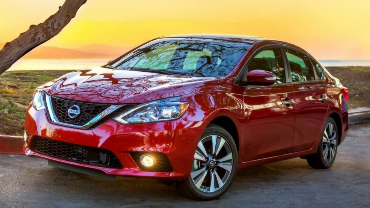 2016 Nissan Sentra Mpg >> Nissan Sentra 2018 Car Review - YouTube