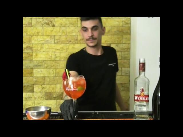 Alexandrescu Edward Alexandru - Wembley London Dry Gin