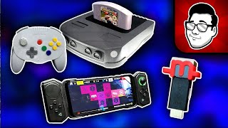 The Coolest Retro Tech from E3 2019 | Nintendrew