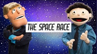 Who Won the Space Race? | Future Puppet News #1