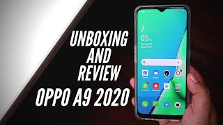 Oppo A9 2020 Unboxing and Full Review: Mga Features na Nagustuhan Ko