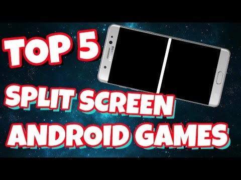Best Split Screen Android Multiplayer Games