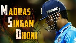 MS Dhoni – The Surviva | Iconic Moments of Captain Cool