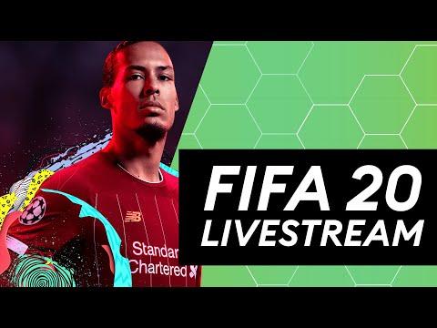 FIFA 20 Livestream @ gamescom 2019 | Official Gameplay!